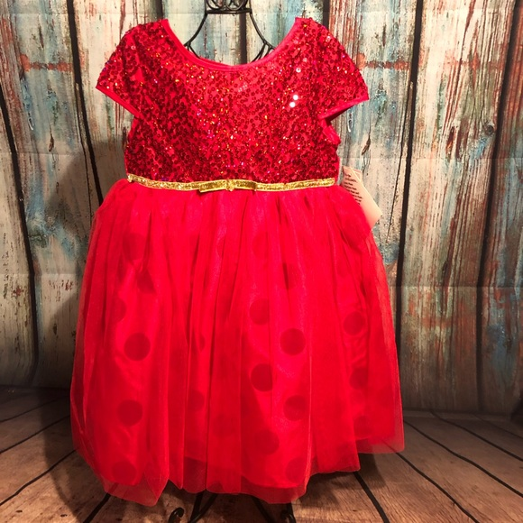 1d11d251 Blueberi Boulevard Dresses | Sparkle Sequin Topchiffon Skirt | Poshmark
